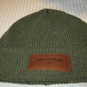 True Religion Hat - New with Tags